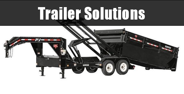 2021 PJ 14' Rollster Roll of Dump Trailer