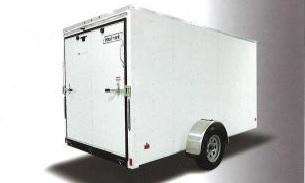 2018 Haulmark HMVG58S Enclosed Cargo Trailer