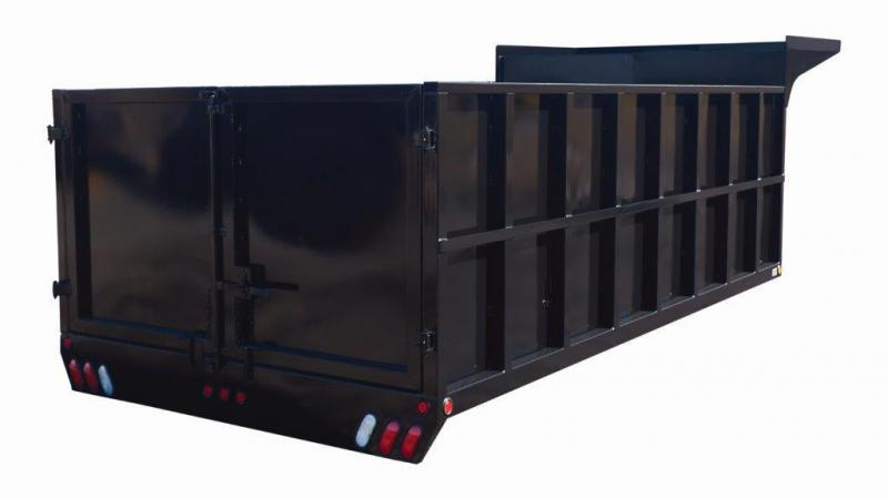 2021 SH Truck Bodies LANDSCAPE / TRASH TRUCK BODIES Truck Bed