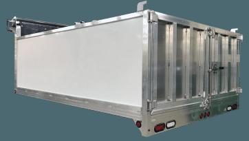 2021 DuraMag Landscape Truck Body Dump Bodies