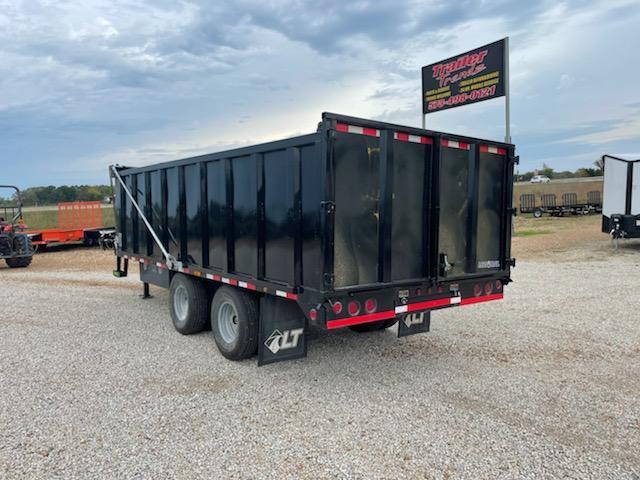 2022 Load Trail 102X18 LOAD TRAIL Dump Trailer