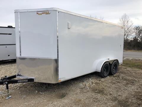 2021 Doolittle Trailer Mfg 7X16 DOOLITTLE CARGO Enclosed Cargo Trailer