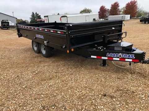 2021 Load Trail 96X16 LOAD TRAIL Dump Trailer