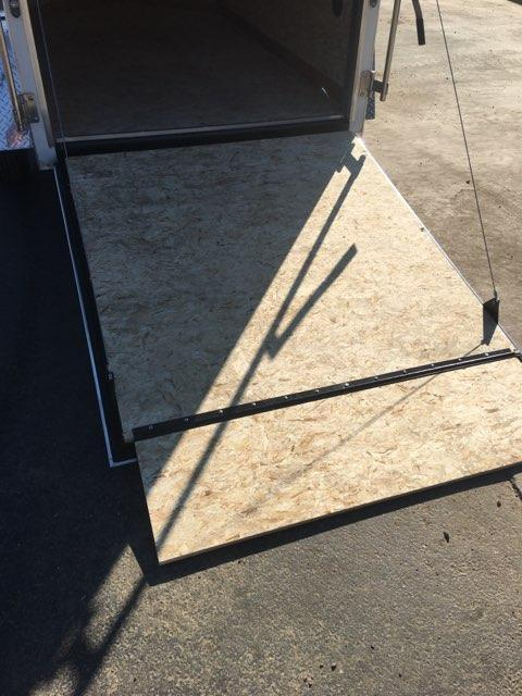 2021 Stealth Trailers 5x8 STEALTH Enclosed Cargo Trailer