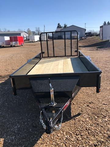 2021 Heartland 76X12 HEARTLAND SOLID SIDE Utility Trailer