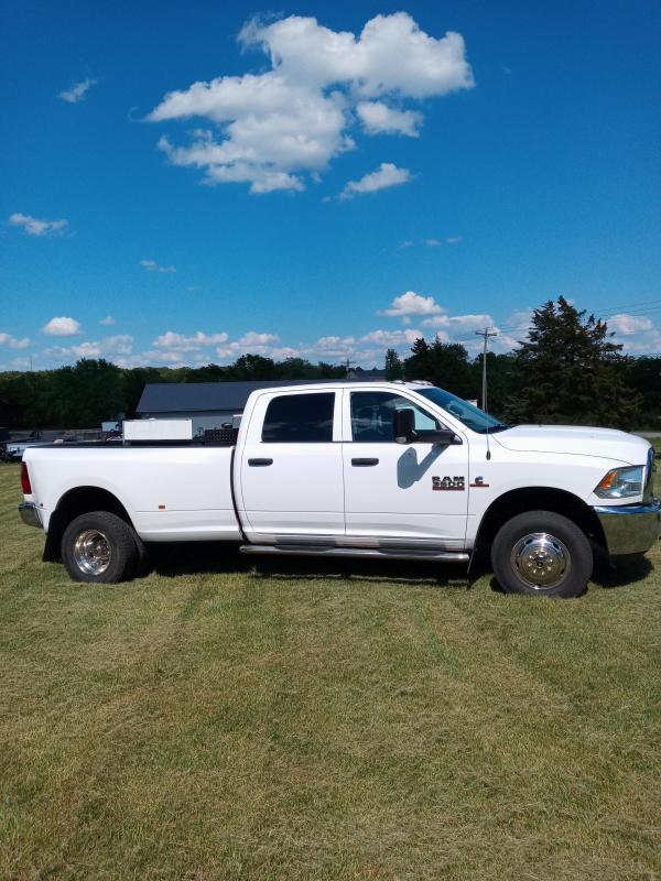 2018 Dodge DODGE RAM 3500 4DOOR LONG BED DUALLY Truck