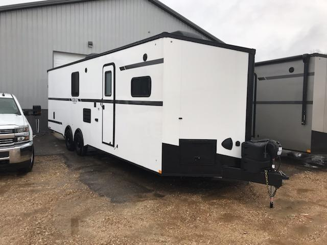 2022 Stealth Trailers 8.5X30 STEALTH NOMAD QB Car / Racing Trailer