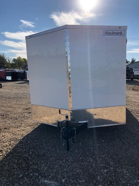 2021 Haulmark 8.5X24 HAULMARK Enclosed Cargo Trailer