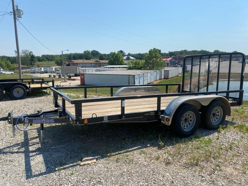2021 Load Trail 83x14 CHANNEL FRAME Utility Trailer