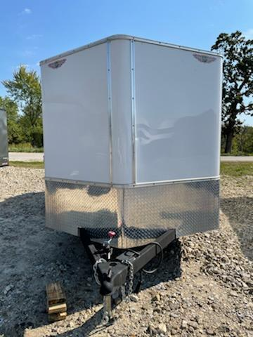 2022 H&H Trailers 7X16 H&H TRAILERS Enclosed Cargo Trailer