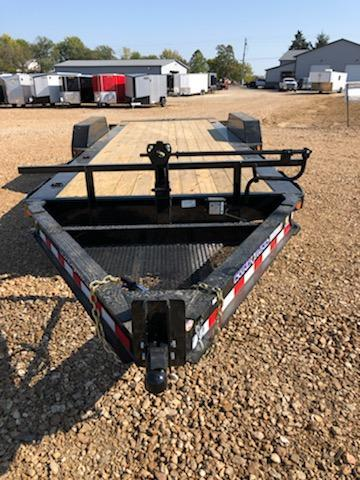 2021 Load Trail 83X20 LOAD TRAIL Flatbed Trailer