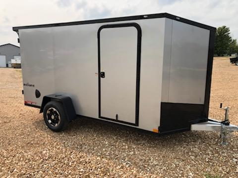 2021 Impact Trailers 6X12 IMPACT SHOCKWAVE Enclosed Cargo Trailer