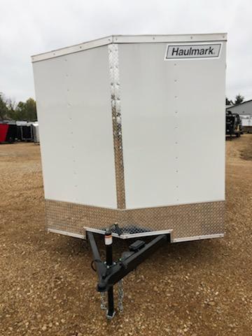 2021 Haulmark 7X16 HAULMARK Enclosed Cargo Trailer