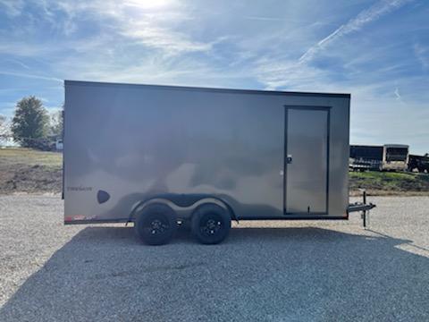 2022 Impact Trailers 7X16 IMPACT TREMOR Enclosed Cargo Trailer