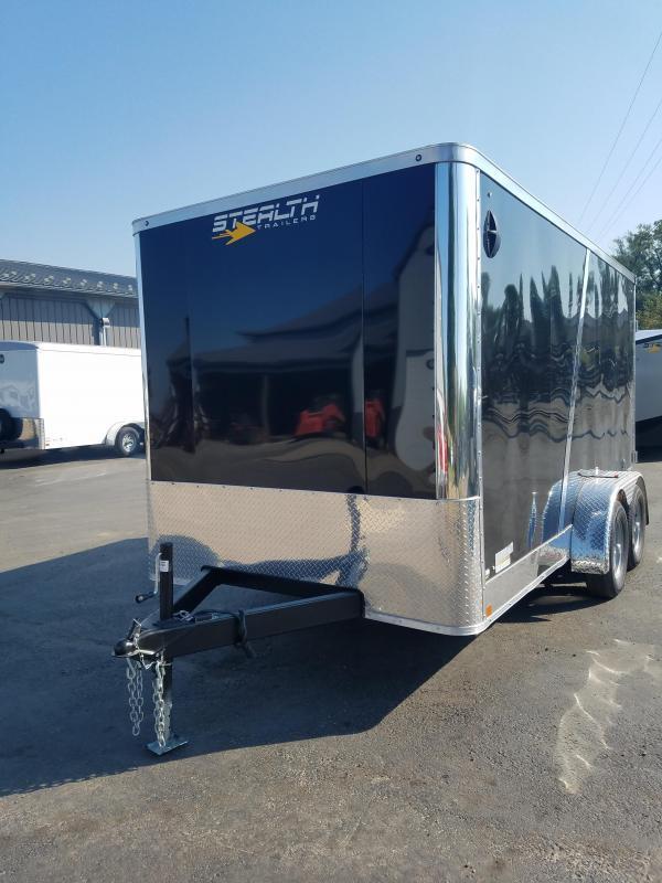 2021 Stealth Trailers 7X14 STEALTH TITAN Enclosed Cargo Trailer