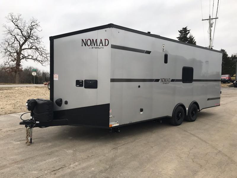 2022 Stealth Trailers 8.5X22 STEALTH NOMAD Car / Racing Trailer