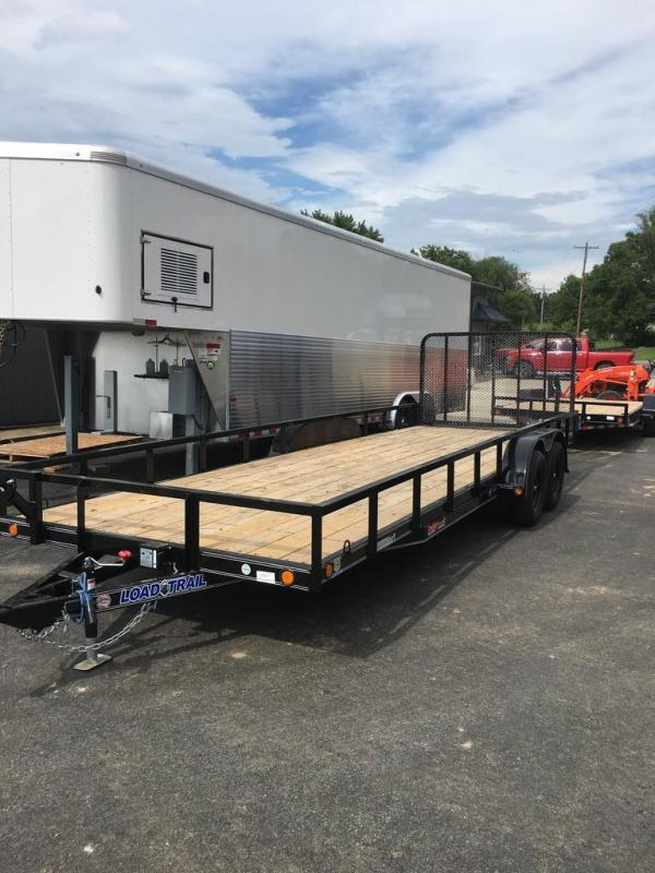 2020 Load Trail 83X22 LOAD TRAIL Utility Trailer