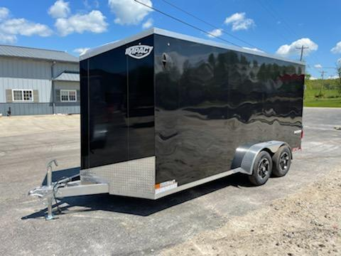 2022 Impact Trailers 7x16 IMPACT ALUMINUM Enclosed Cargo Trailer