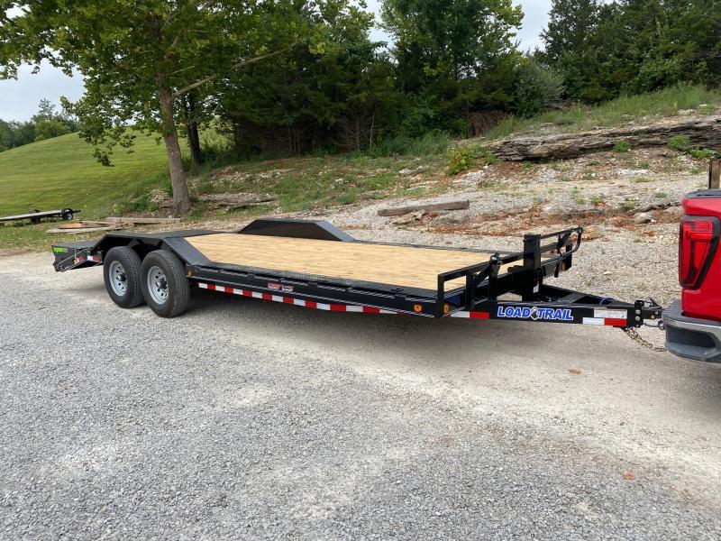 2022 Load Trail 102X22 14K MAX RAMP Equipment Trailer