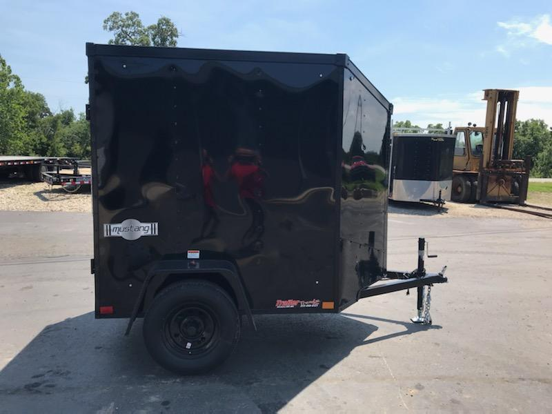 2021 Stealth Trailers 5X6 STEALTH MUSTANG Enclosed Cargo Trailer
