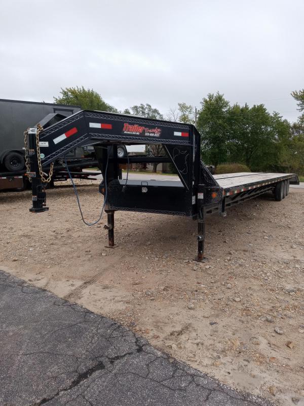 2018 Load Trail 102x44 LOAD TRAIL Flatbed Trailer