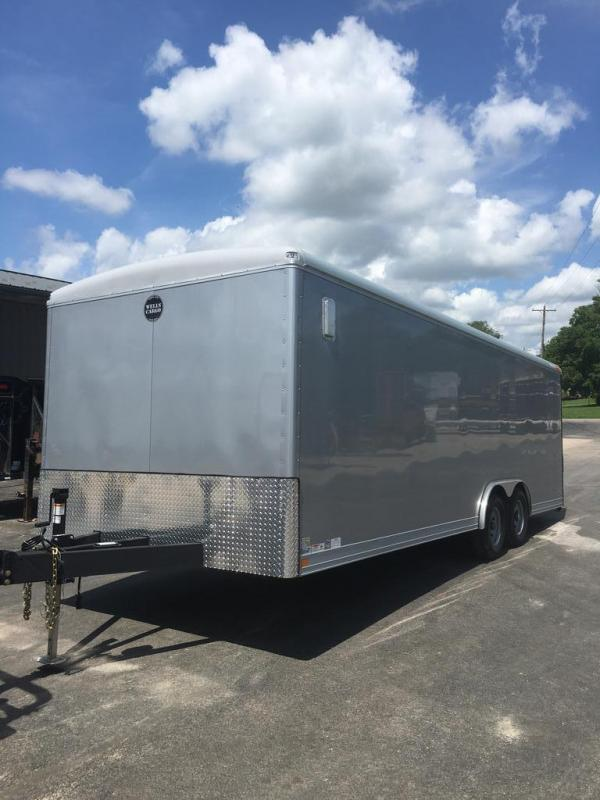 2020 Wells Cargo 8.5X24 WELLS CARGO Enclosed Cargo Trailer