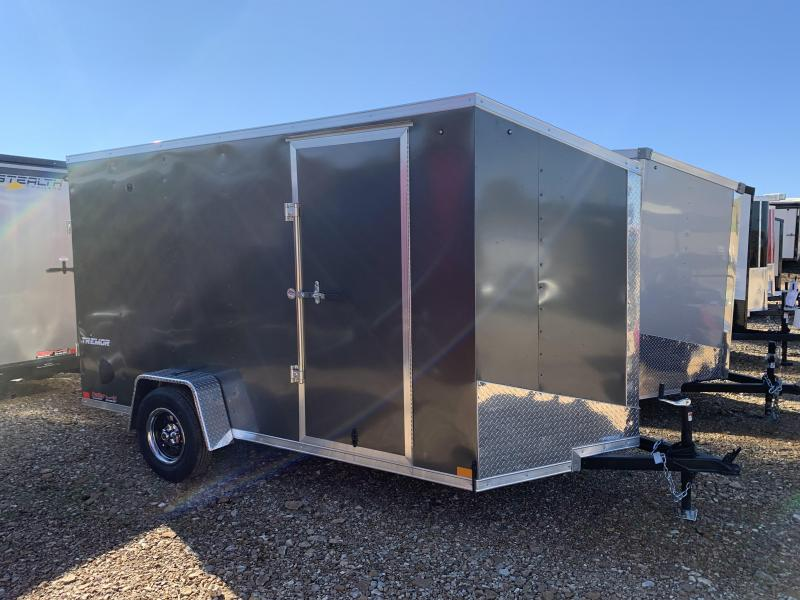 2021 Impact Trailers 6X12 IMPACT TREMOR Enclosed Cargo Trailer