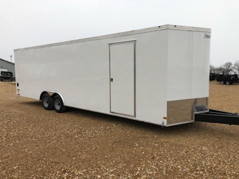 2021 Haulmark 8.5X28 HAULMARK TRANSPORT Enclosed Cargo Trailer