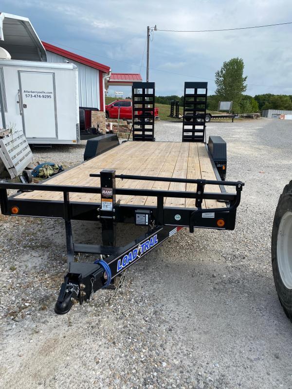 2022 Load Trail 83X20 CH 14K Equipment Trailer