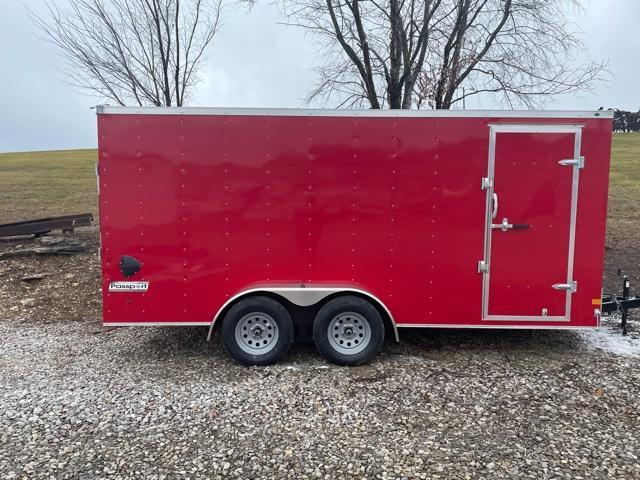 2021 Haulmark 7X16 HAULMARK PASSPORT Enclosed Cargo Trailer