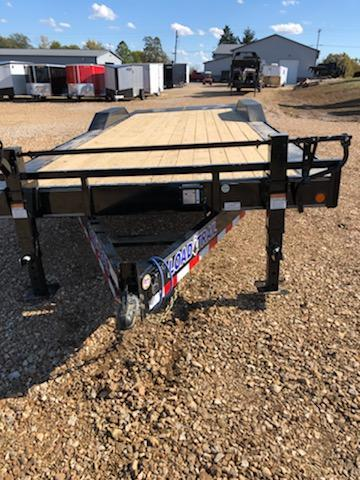 2021 Load Trail 102X24 LOAD TRAIL Flatbed Trailer