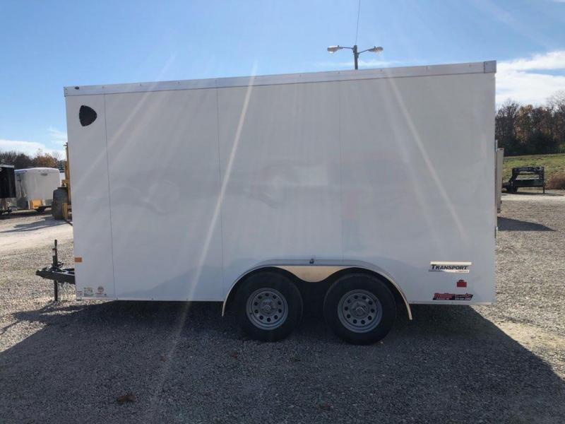 2021 Haulmark 7X14 HAULMARK TRANSPORT Enclosed Cargo Trailer