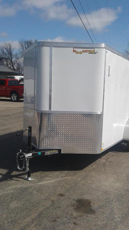 2021 Doolittle Trailer Mfg 6X10 DOOLITTLE Enclosed Cargo Trailer