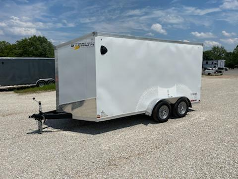 2022 Stealth Trailers 7X14 STEALTH TITAN Enclosed Cargo Trailer