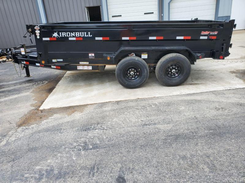 2022 Iron Bull 83X14 IRON BULL Dump Trailer