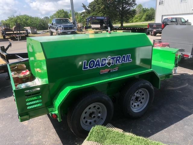 2021 Load Trail 550 GALLON Tank Trailer
