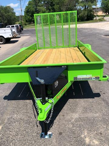 2020 Doolittle Trailer Mfg 77X12 DOOLITTLE Utility Trailer