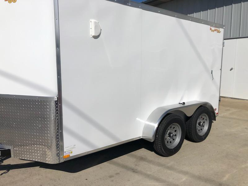 2021 Doolittle Trailer Mfg 6x12 Enclosed Cargo Trailer