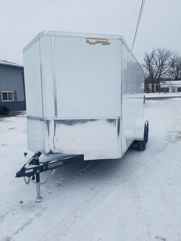 2021 Doolittle Trailer Mfg 7X14 DOOLITTLE Enclosed Cargo Trailer