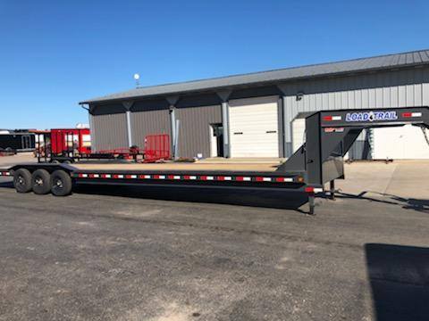 2021 Load Trail 102X40 LOAD TRAIL Flatbed Trailer
