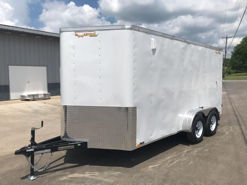 2020 Doolittle Trailer Mfg 7X14 DOOLITTLE Enclosed Cargo Trailer