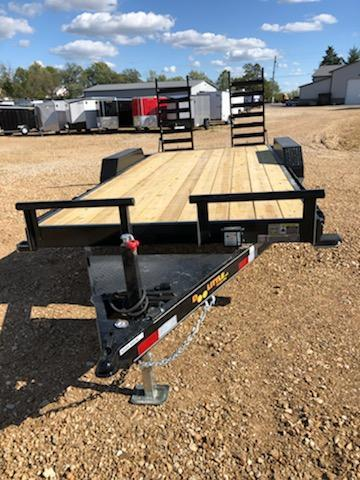 2021 Doolittle Trailer Mfg 84X18 DOOLITTLE Flatbed Trailer