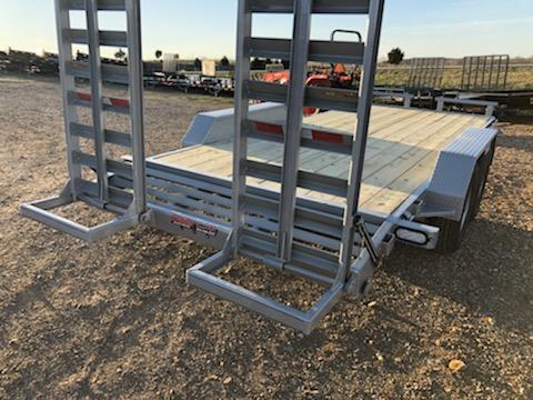 2021 Doolittle Trailer Mfg 84X18 DOOLITTLE XTREME Flatbed Trailer