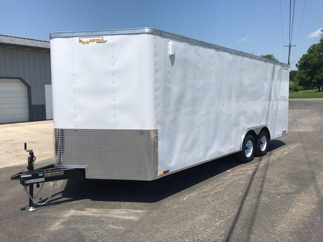 2020 Doolittle Trailer Mfg 8.5X20 DOOLITTLE Enclosed Cargo Trailer
