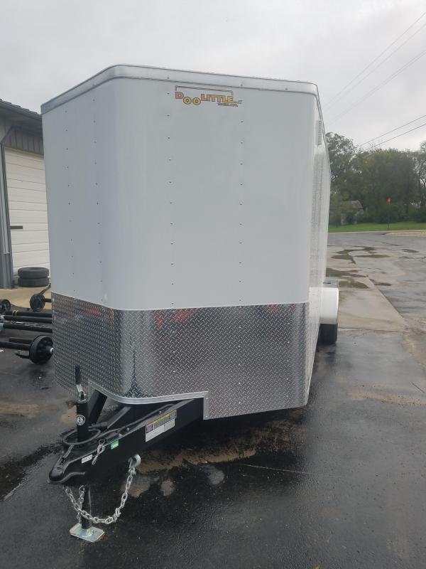 2021 Doolittle Trailer Mfg 7X20 DOOLITTLE Enclosed Cargo Trailer