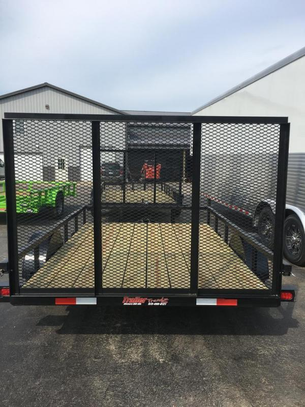 2020 Other 77X10 ROUND HOUSE Utility Trailer