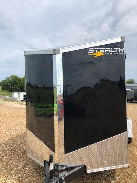 2021 Stealth Trailers 7X12 STEALTH TITAN Enclosed Cargo Trailer