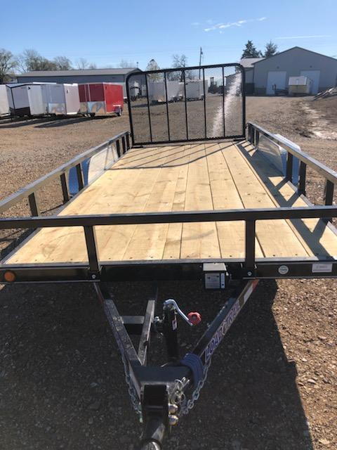 2021 Load Trail 83X16 LOAD TRAIL Utility Trailer