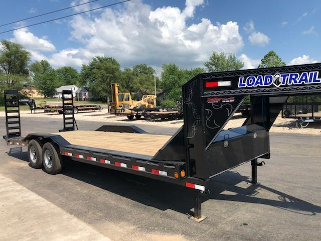 2020 Load Trail 102X24 LOAD TRAIL Flatbed Trailer