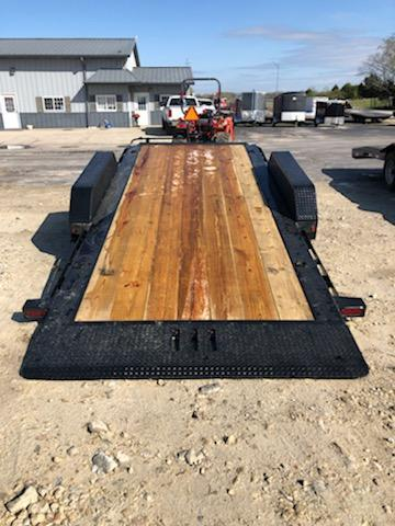 2021 Load Trail 83X20 LT 14K GVW (16 TILT + 4) Flatbed Trailer